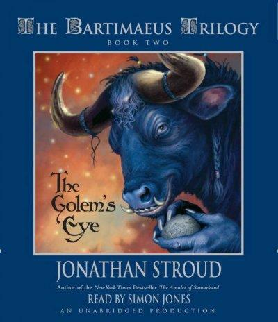 The Golem's Eye (CD-Audio)
