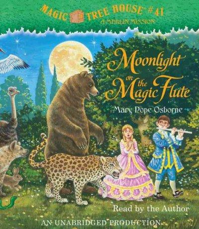 Moonlight on the Magic Flute (CD-Audio)