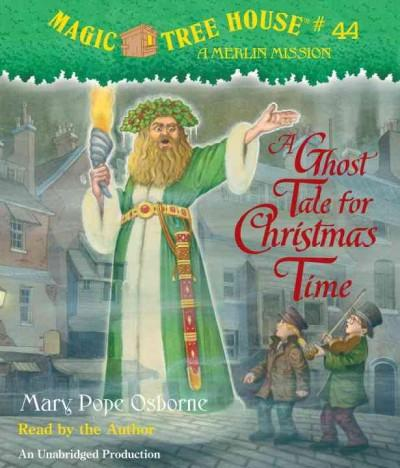 A Ghost Tale for Christmas Time (CD-Audio)