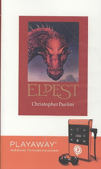 Eldest: Library Edition (Pre-recorded digital audio player)