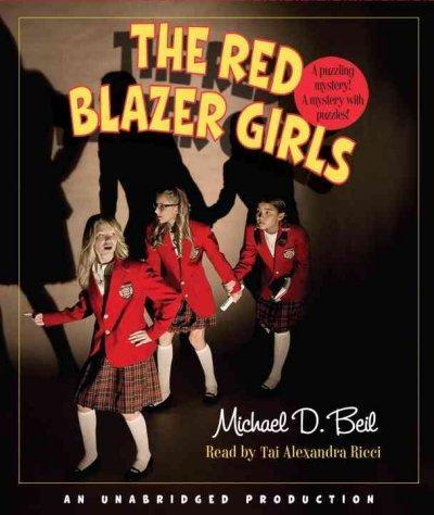The Red Blazer Girls (CD-Audio)