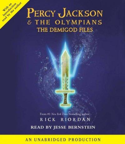 Percy Jackson & The Olympians: The Demigod Files (CD-Audio) - Thumbnail 0