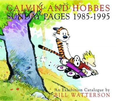 Calvin and Hobbes: Sunday Pages 1985-1995 (Paperback)