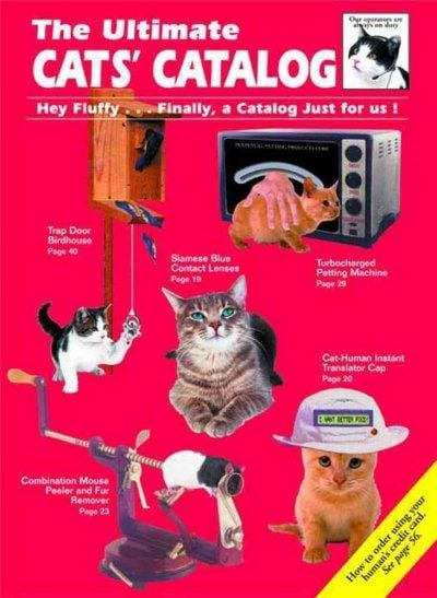 The Ultimate Cats' Catalog (Paperback)
