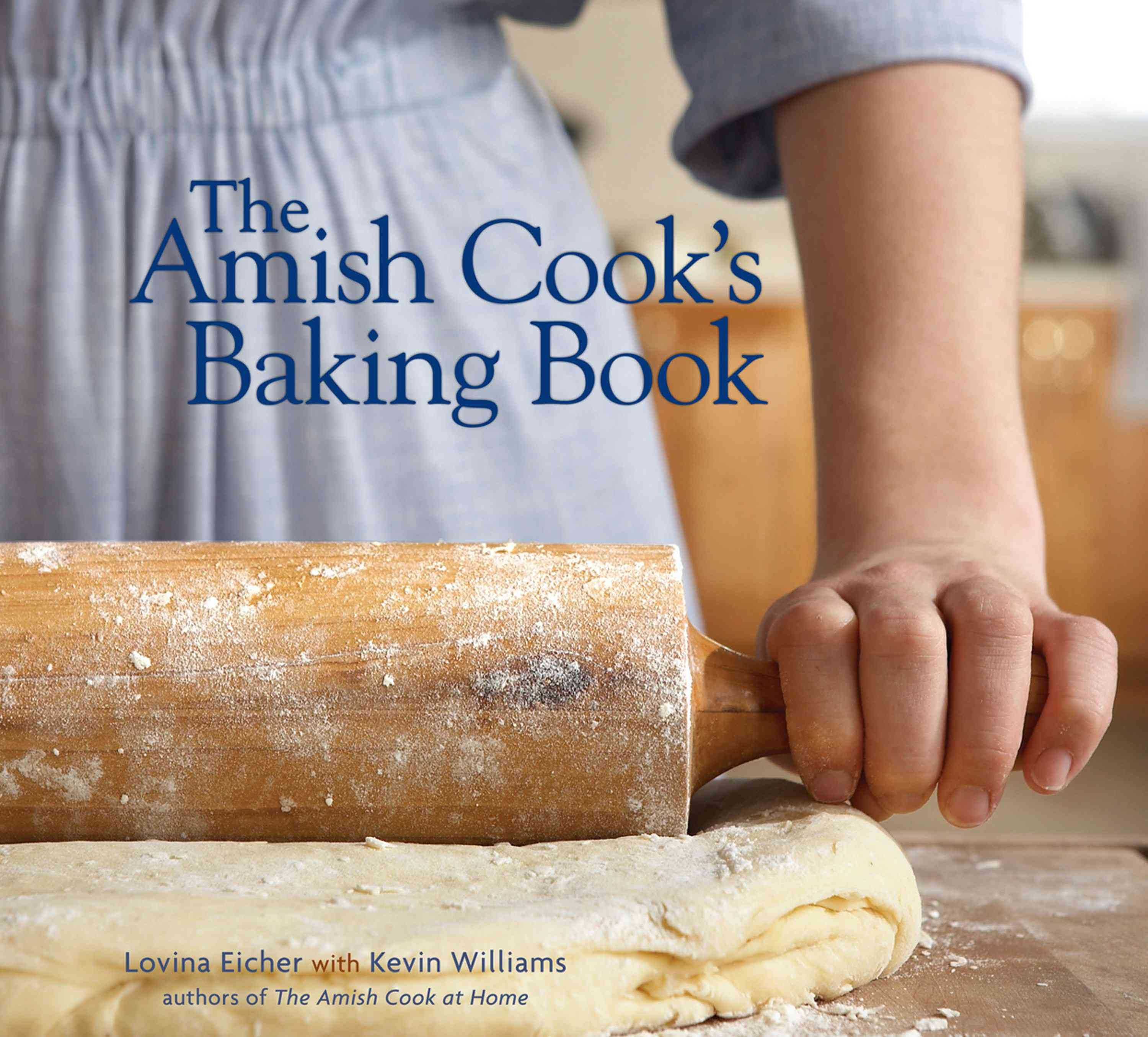 The Amish Cook's Baking Book (Hardcover)