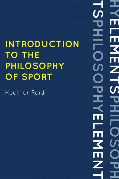 Introduction to the Philosophy of Sport (Paperback)