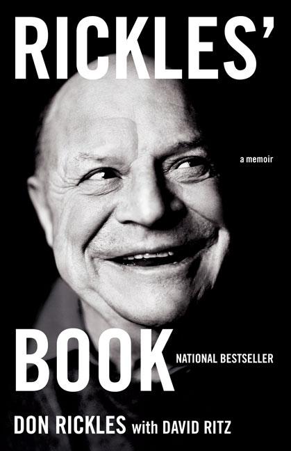 Rickles' Book: A Memoir (Paperback)