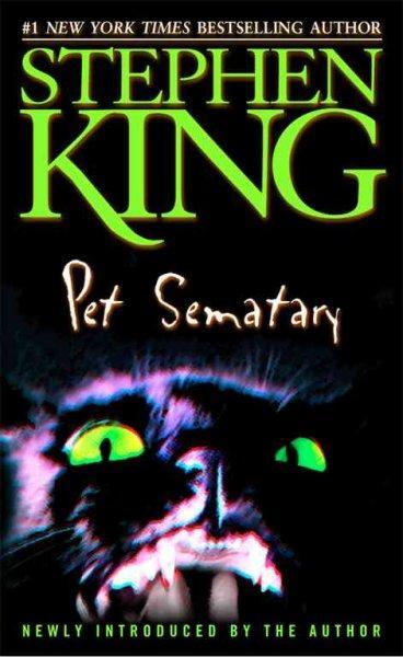 Pet Sematary (Paperback)