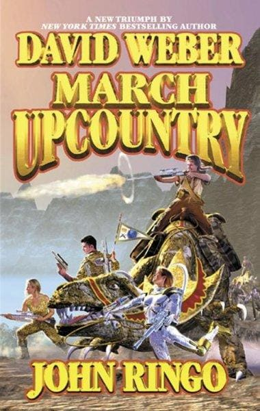 March Upcountry (Paperback)
