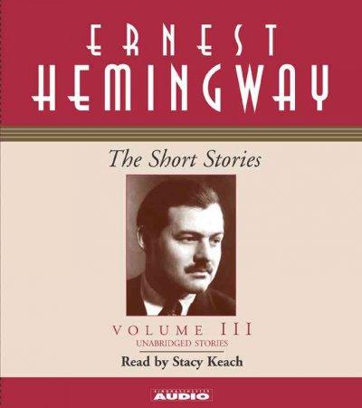 The Short Stories (CD-Audio)