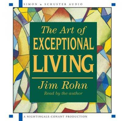 The Art of Exceptional Living (CD-Audio)