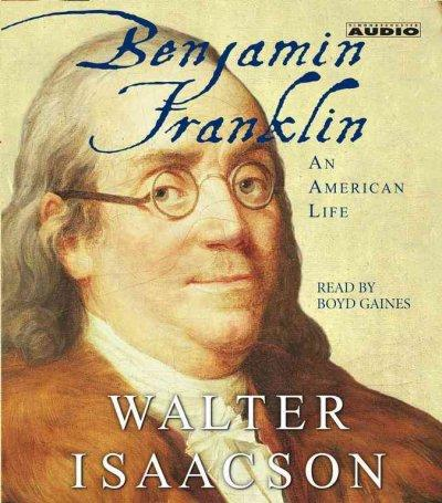 Benjamin Franklin: An American Life (CD-Audio)