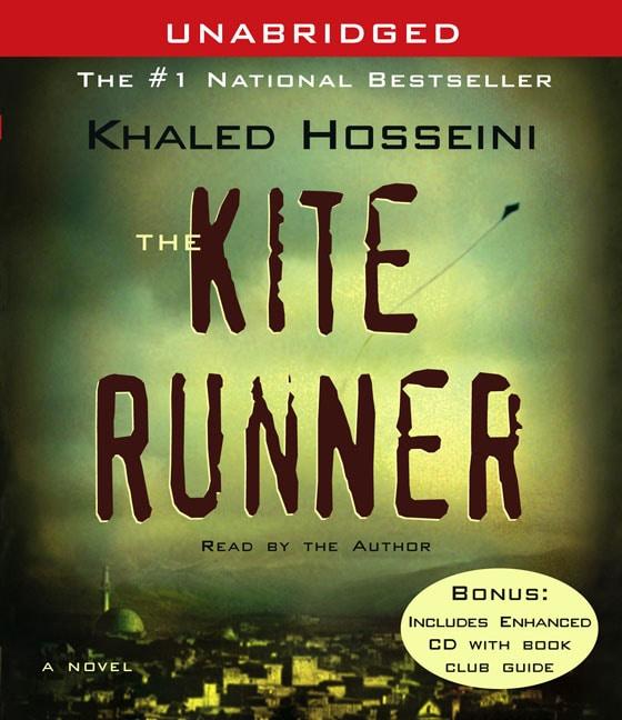 The Kite Runner (CD-Audio)