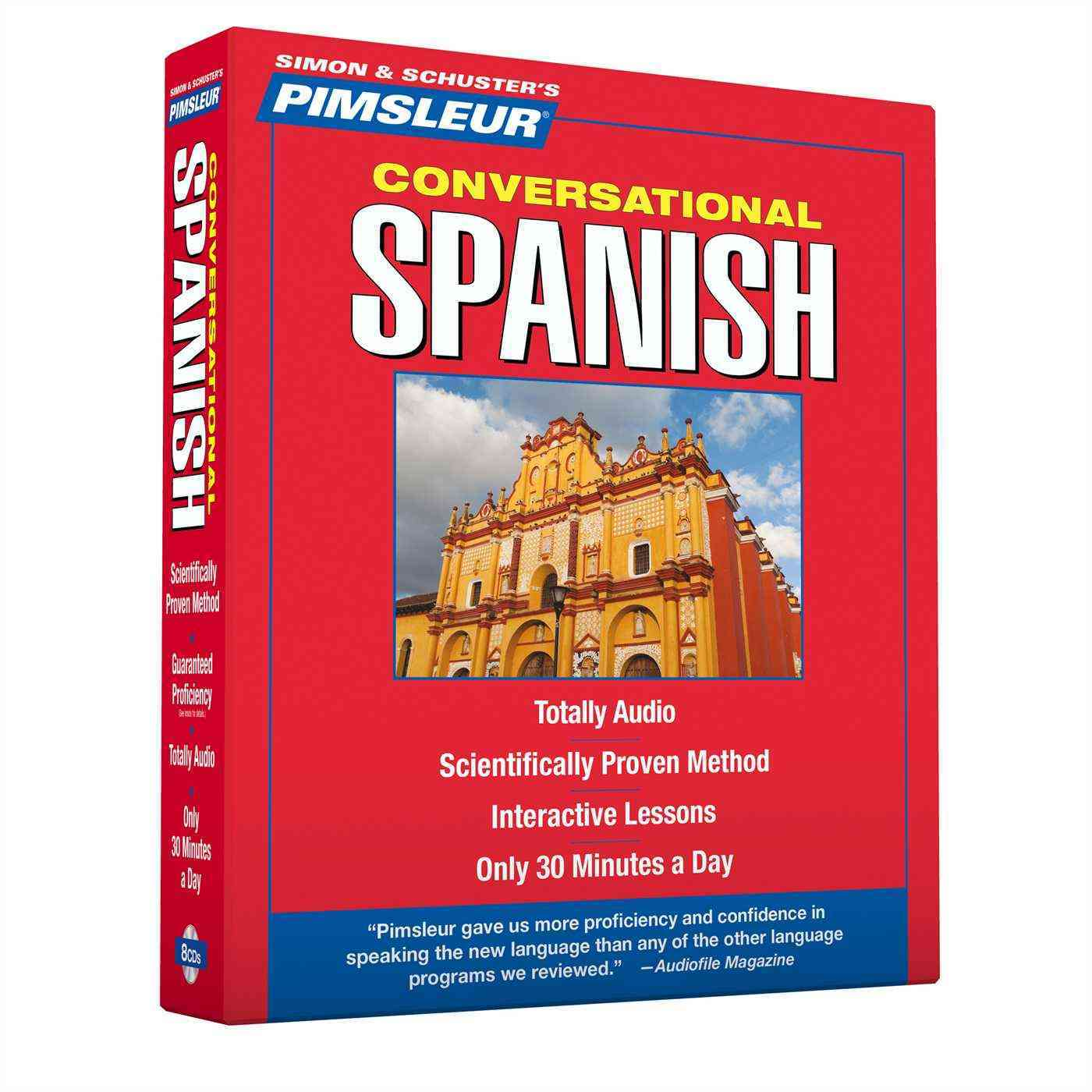 Pimsleur Conversational Spanish (CD-Audio)