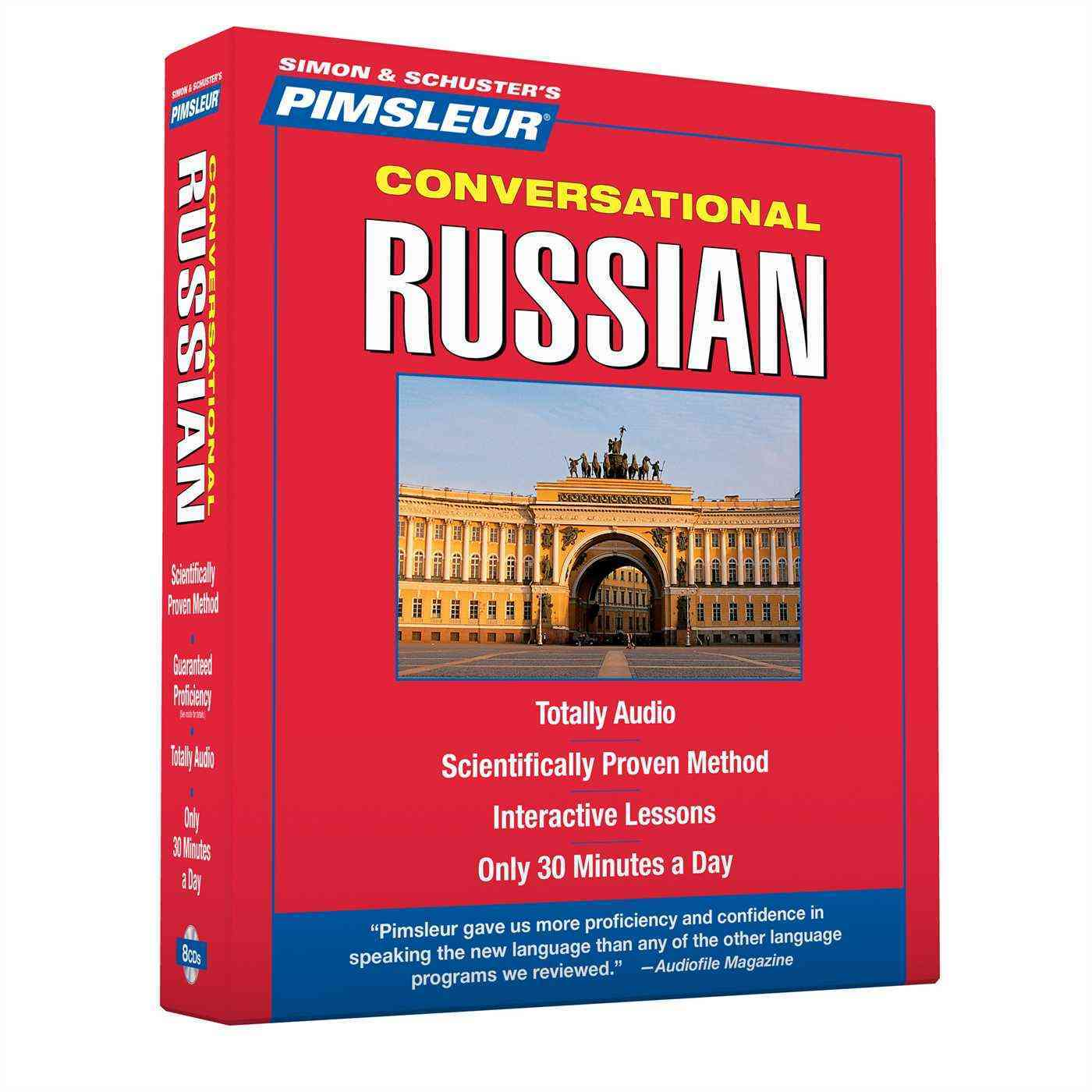 Pimsleur Conversational Russian (CD-Audio)