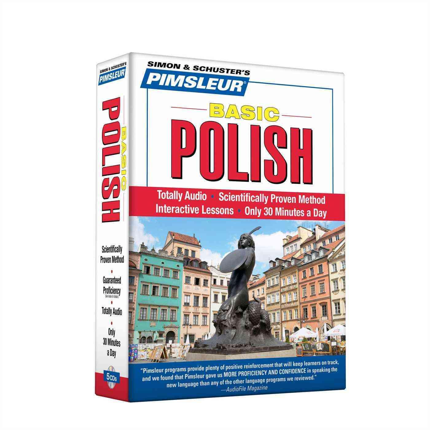 Basic Polish (CD-Audio)