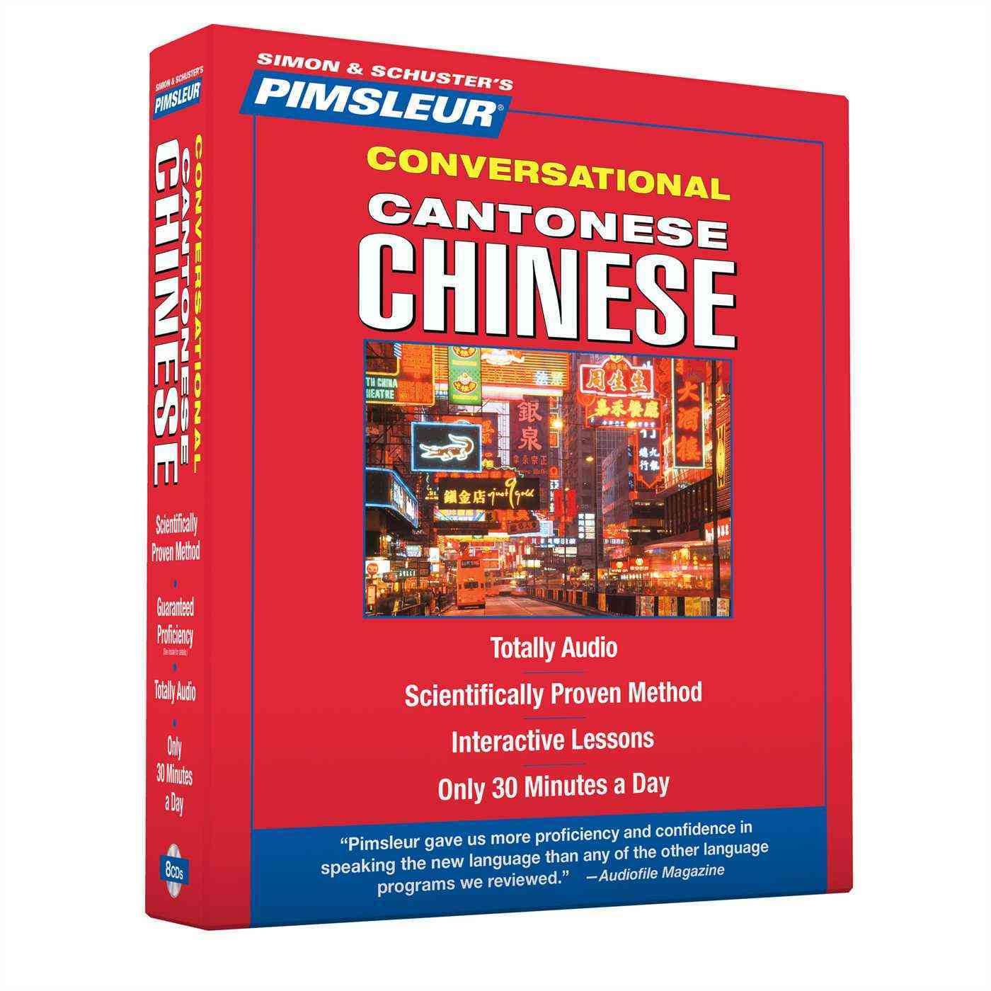 Conversational Cantonese Chinese (CD-Audio)