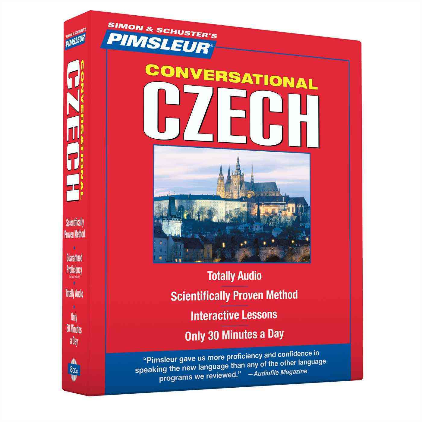 Pimsleur Conversational Czech (CD-Audio)