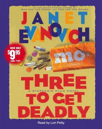 Three to Get Deadly (CD-Audio)