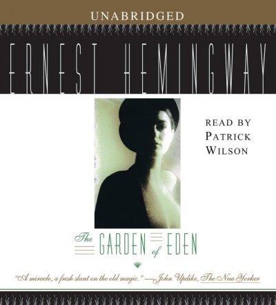 The Garden of Eden (CD-Audio)