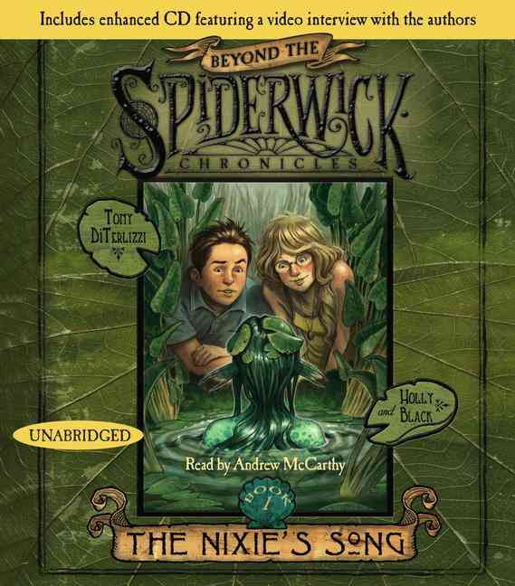 The Nixie's Song (CD-Audio)