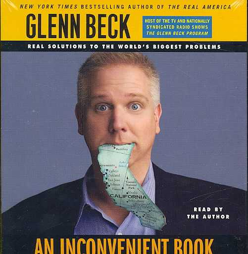 An Inconvenient Book: Real Solutions to the World's Biggest Problems (CD-Audio)