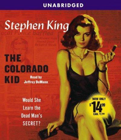 The Colorado Kid (CD-Audio)