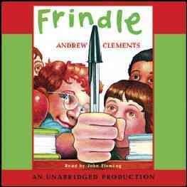 Frindle (CD-Audio)