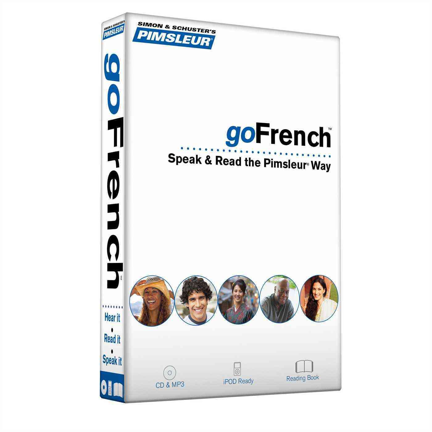 goFrench: Speak & Read the Pimsleur Way