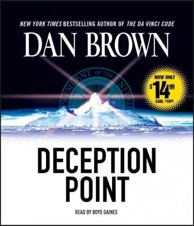 Deception Point (CD-Audio)