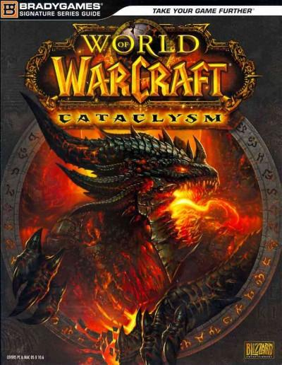 World of Warcraft: Cataclysm, Official Strategy Guide (Paperback)