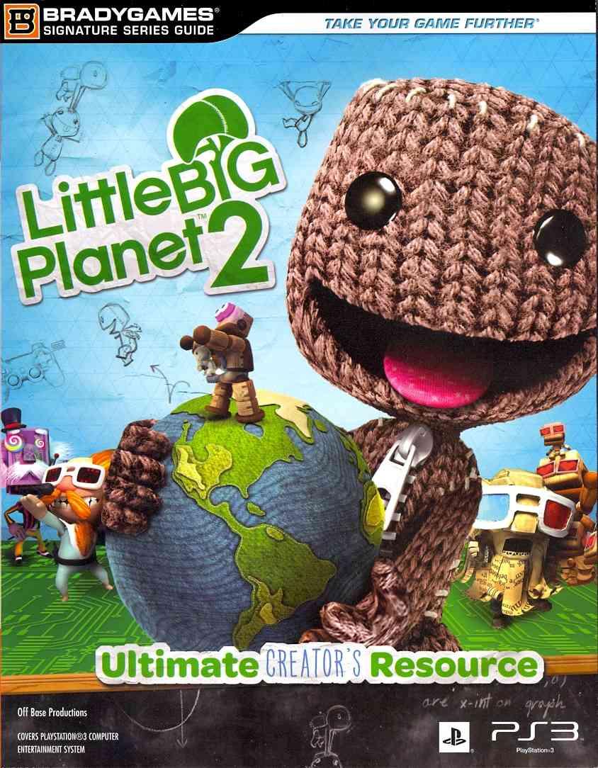 Little Big Planet 2 (Paperback)