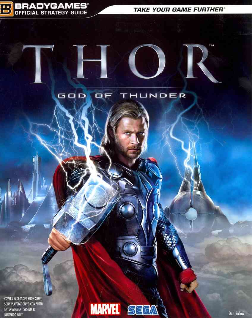 Thor: God of Thunder Official Strategy Guide (Paperback)