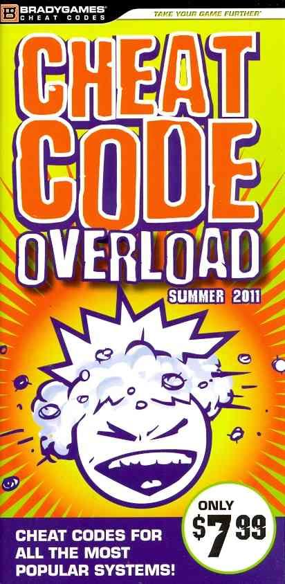 Cheat Code Overload Summer 2011 (Paperback)
