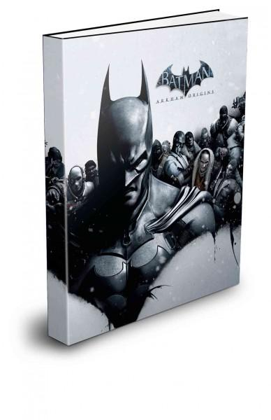 Batman Arkham Origins (Hardcover)