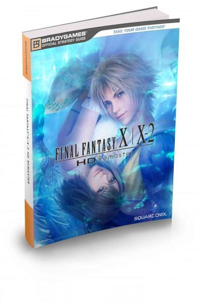 Final Fantasy X-X2 HD Remaster: Official Strategy Guide (Paperback)