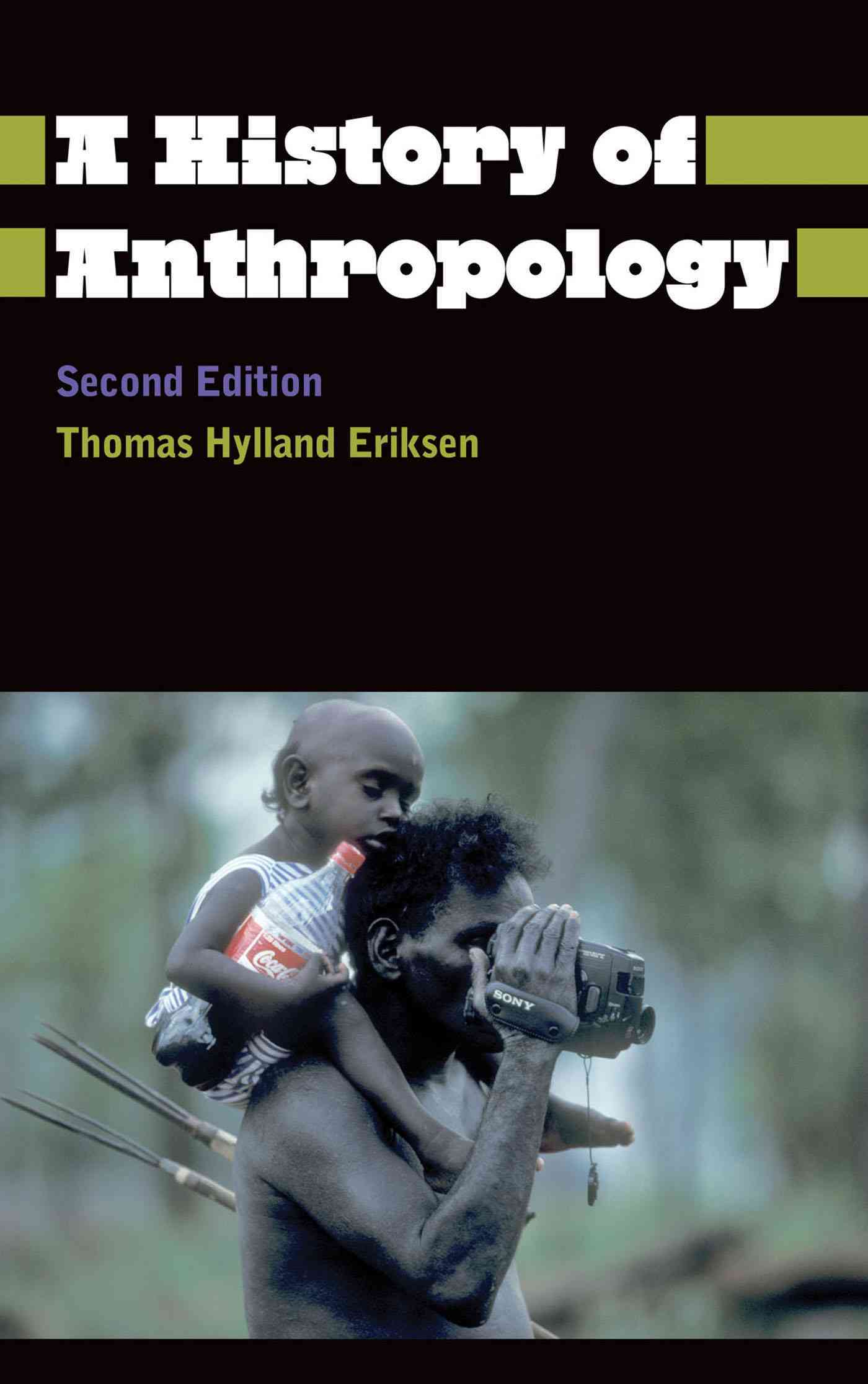 A History of Anthropology (Hardcover)