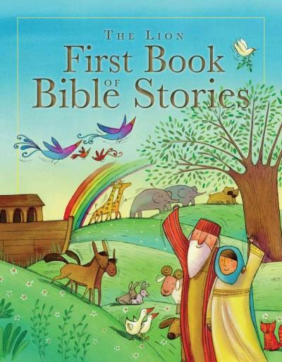 The Lion First Book of Bible Stories (Hardcover)