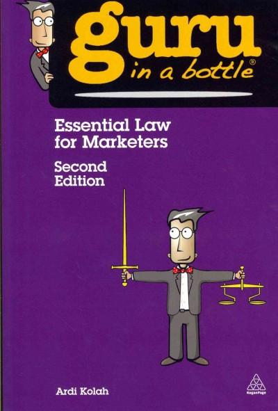Essential Law for Marketers (Paperback)