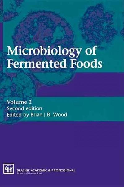 Microbiology of Fermented Foods (Hardcover)