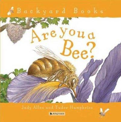 Are You a Bee? (Paperback)