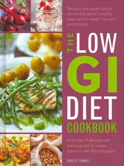 The Low GI Diet Cookbook (Hardcover)