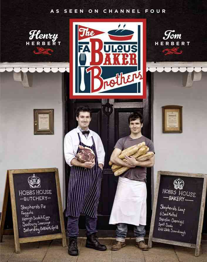The Fabulous Baker Brothers(Paperback / softback)