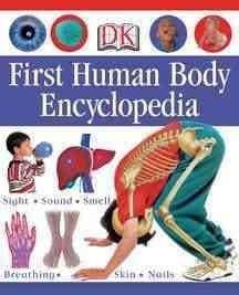1st Human Body Encyclopedia (Hardcover)