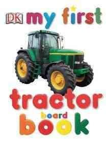 My First Tractor (Board book) - Thumbnail 0