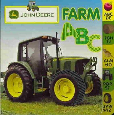 Farm ABC (Board book)