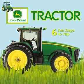 Tractor (Board book)