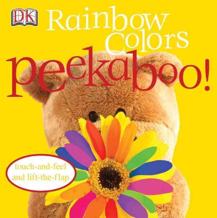 Rainbow Colors (Board book)
