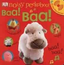 Noisy Peekaboo! Baa! Baa! (Board book)
