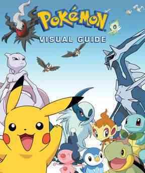 Pokemon Visual Guide (Hardcover)